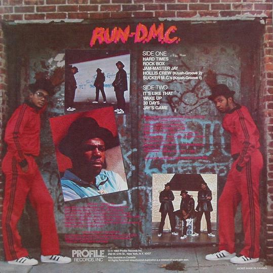 Main article: Run–D.M.C. discography